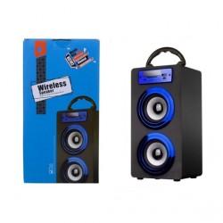 Altavoz Portátil Bluetooth BS102 - Azul - One plus