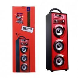 Altavoz Portátil Bluetooth BS103 - Rojo - One plus