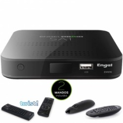 Receptor Android + Satellite HD Engel 8C5-EN1010
