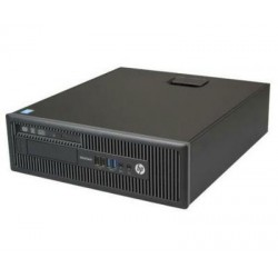 PC SFF HP ELITE 800 G1 OCASIÓN/ I3-4160 3.6GHZ / 4GB / 500GB / DVD / WIN 7 PRO